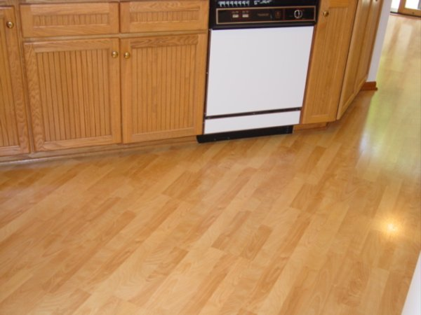 Podłoga - panele laminowane