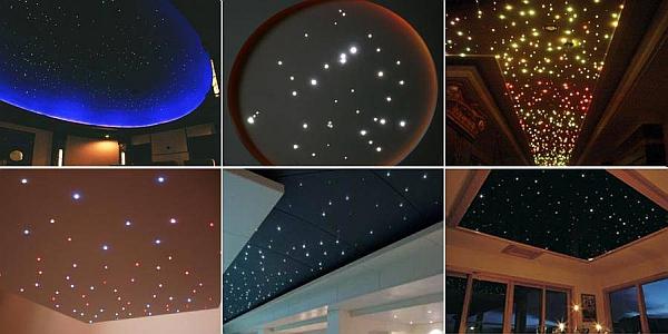 Soled - Gwiezdne niebo Gwieździste niebo na suficie