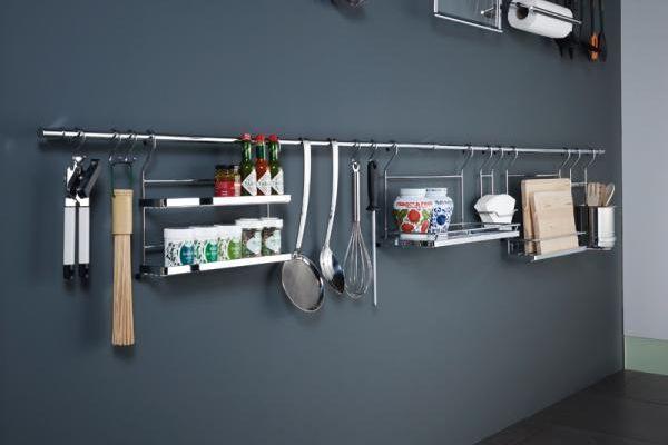 reling w kuchni - Peka