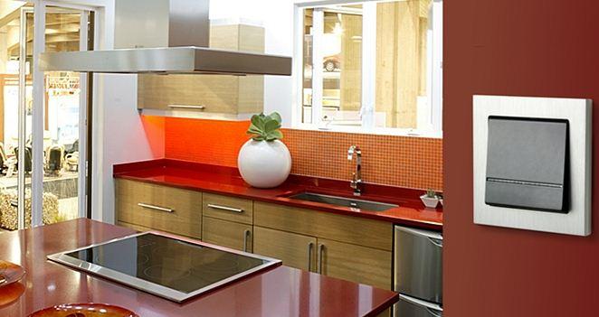 Ospel - gniazda elektryczne w kuchni